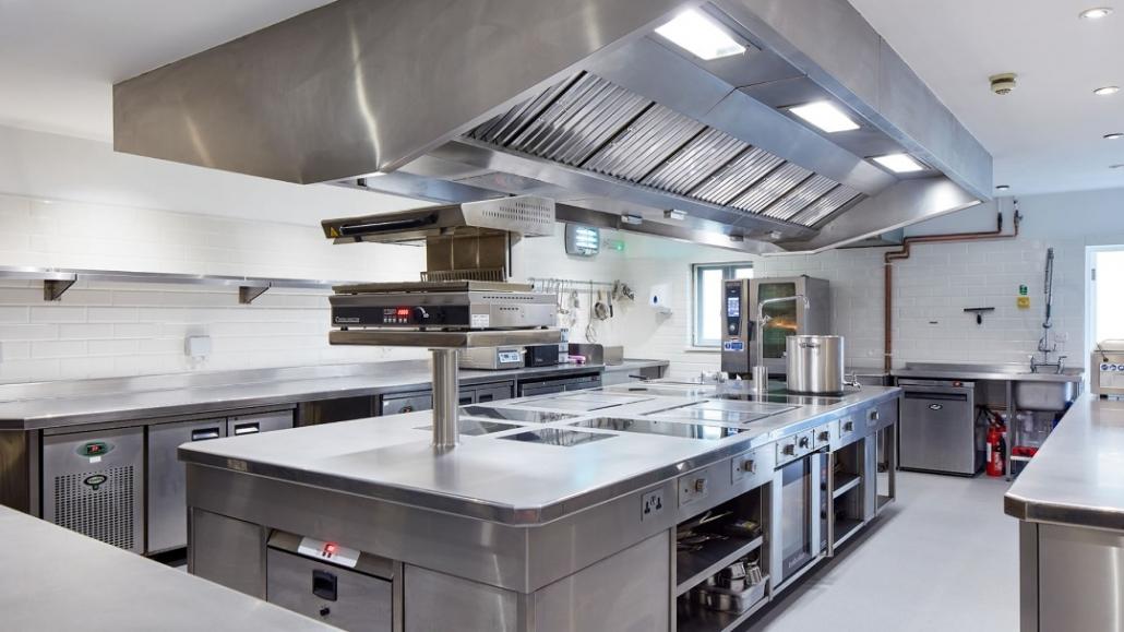 هود آشپزخانه صنعتی